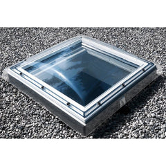 VELUX ISD 080080 0010A Clear Polycarbonate Dome Cover 80 x 80 cm
