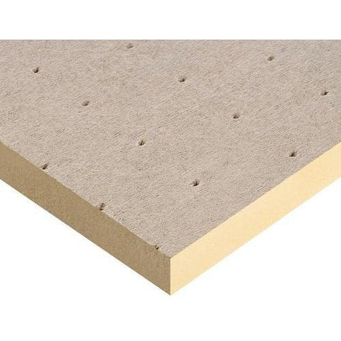 Kingspan Thermaoof Tr27 Flat Roof Insulation Board 100mm