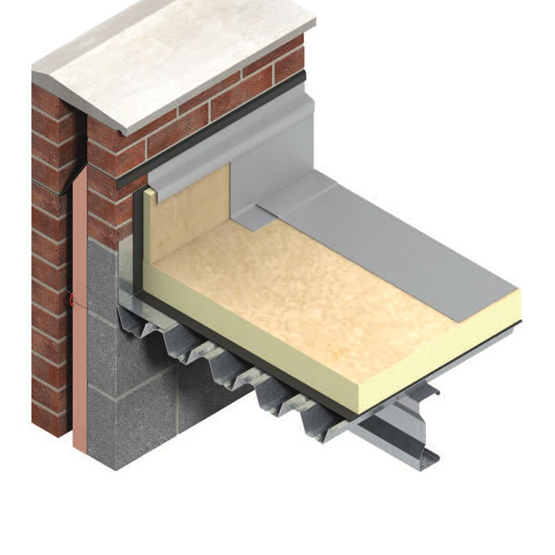 Kingspan Thermaroof TR27 Flat Roof Insulation Board - 120mm