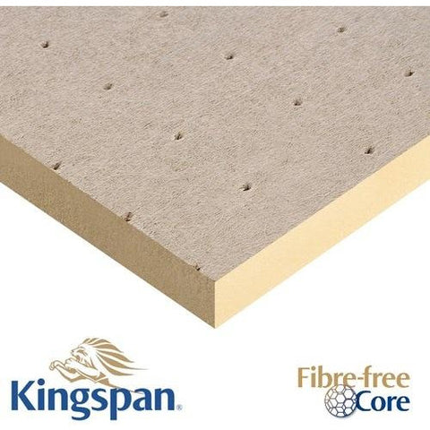 Kingspan Thermaoof Tr27 Flat Roof Insulation Board 130mm