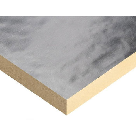 Kingspan Thermaoof TR26 Flat Roof Insulation Board - 2400 x 1200mm