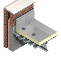 Kingspan Thermaroof TR26 Flat Roof Insulation Board - 150mm
