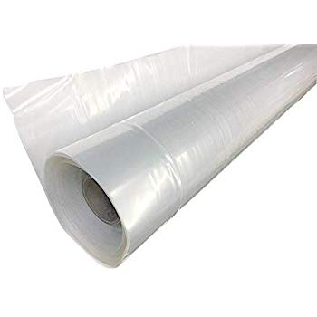 DPM Damp Proof Membrane Clear 500G - 4m x 25m Roll