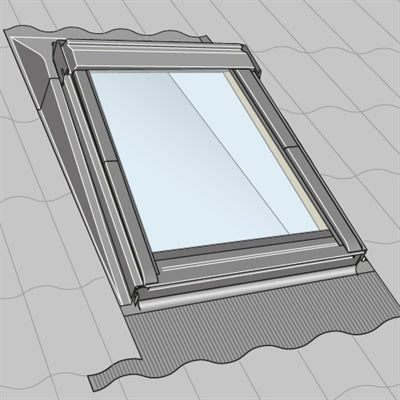 VELUX EAW 6000 Low Pitch Insulated Flashing Solution (down to 10° pitch)