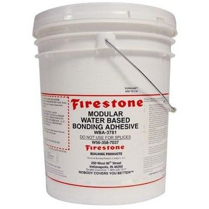 Firestone® RubberCover Waterbased Deck Adhesive