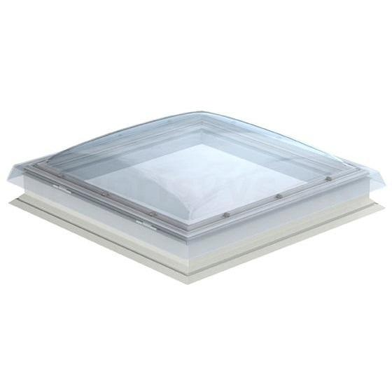 VELUX CFP 090090 S00H Fixed Obscure Flat Roof Window (90 x 90 cm)