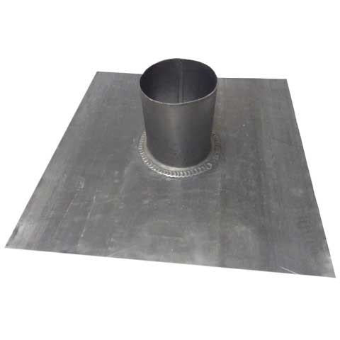 Lead Pipe Flashing Flat 100mm Roofing Outlet