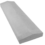Castle Composites Twice Weathered Coping Stones 600 x 175mm - Light Grey