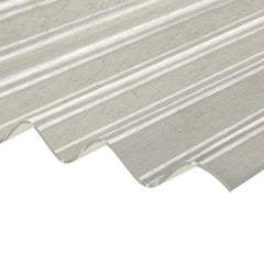 Corrapol® GRP - Corrugated Polyester Roof Sheet 0.8mm (950mm x 2000mm)