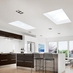 Atlas Fixed Flat Glass Rooflight - 1000mm x 1500mm