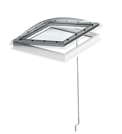VELUX CVP 090120 S00C Clear Manual Opening Flat Roof Window (90 x 120 cm)