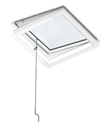 VELUX CVP 090120 S00D Opaque Manual Opening Flat Roof Window (90 x 120 cm)