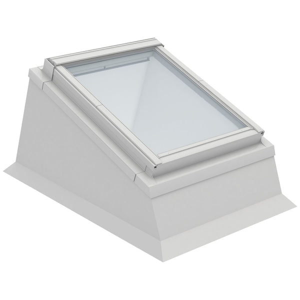 Velux ecx flat roof kerbs roofing outlet for Outlet velux