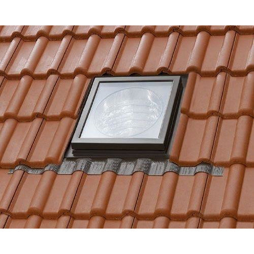 Velux twr 0k10 2010 10 rigid sun tunnel for tiles for Outlet velux