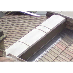 Castle Composites Twice Weathered Coping Stones 600 x 450mm - Light Grey