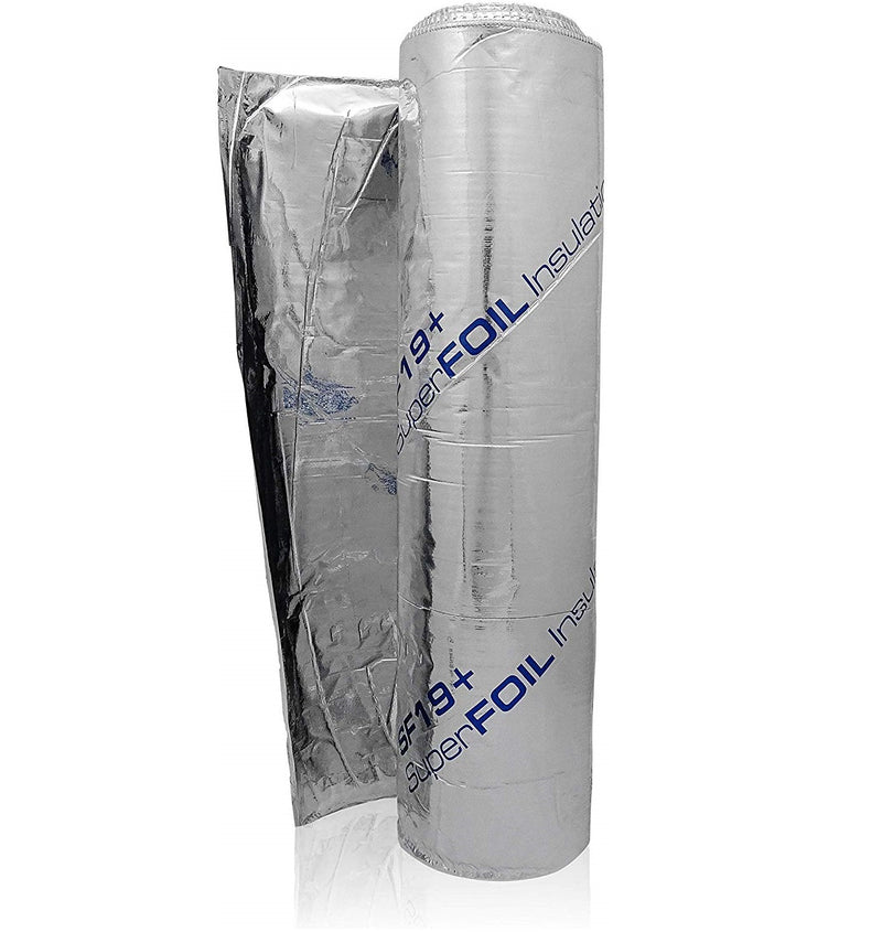SuperFOIL SF19+ Multi Layer Thermal Insulation Roll - 1.5m x 10m (15m2)