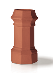 Redbank Plain Octagon Chimney Pot (List No. 81)