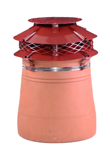 Brewer Ultimate Multi-Fuel Cowl - Round