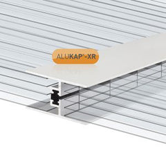 Alukap-XR 24/25mm Horizontal Glazing Bar - 2100mm