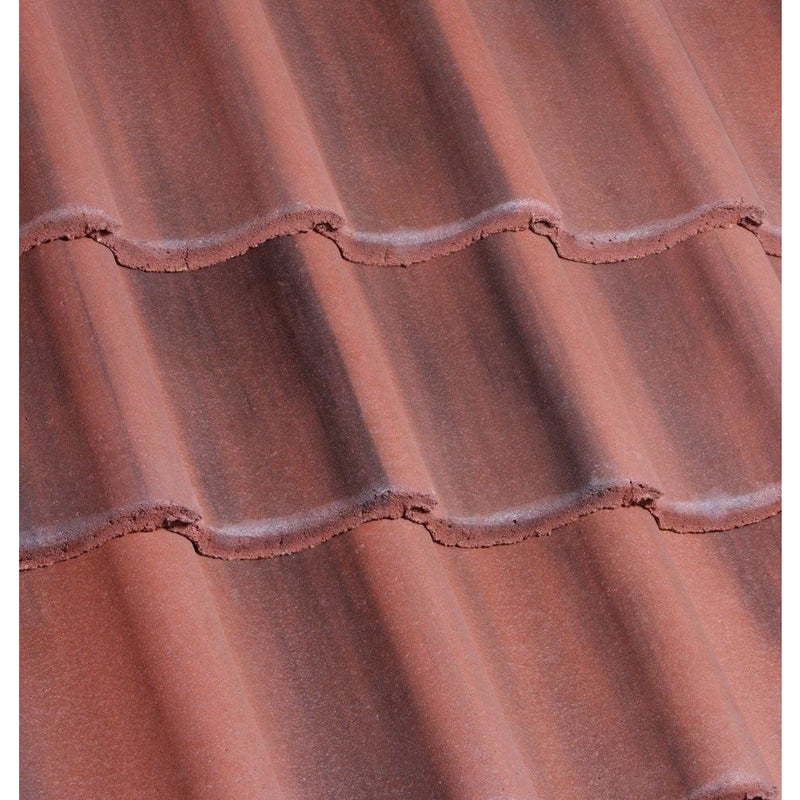Marley Anglia Roof Tiles - Old English Dark Red