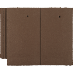 Marley Ashmore Roof Tiles - Smooth Brown