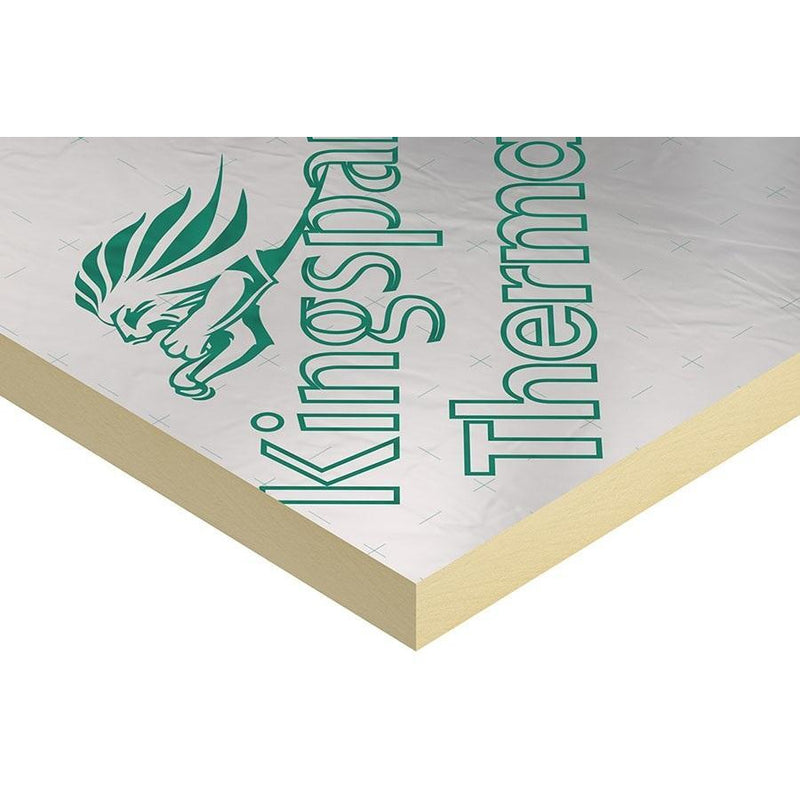 Kingspan ThermaFloor TF70 PIR Insulation Board - 1200 x 2400mm