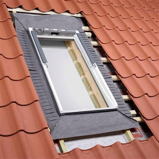 VELUX EW 6000 Replacement Tile Flashing with Insulation - For Upgrading Old Windows