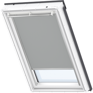VELUX DKL CK04 0705 Blackout Blind - Grey