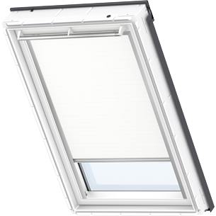 VELUX DKL PK25 1025 Blackout Blind - White