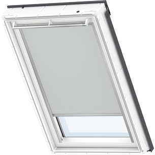 VELUX DKL FK04 1705 Blackout Blind - Light Grey