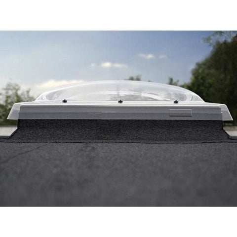 VELUX CVP 100150 S00D Opaque Manual Opening Flat Roof Window (100 x 150 cm)