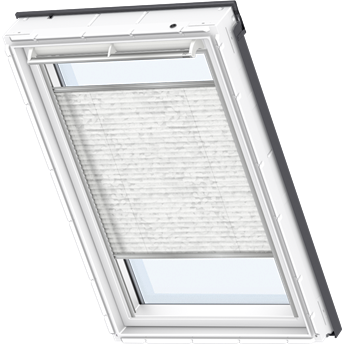 VELUX FML Electric Pleated Blind