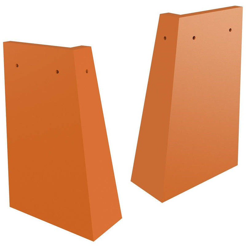 Sandtoft Clay 90 Degree External Angle Tiles - PAIRS