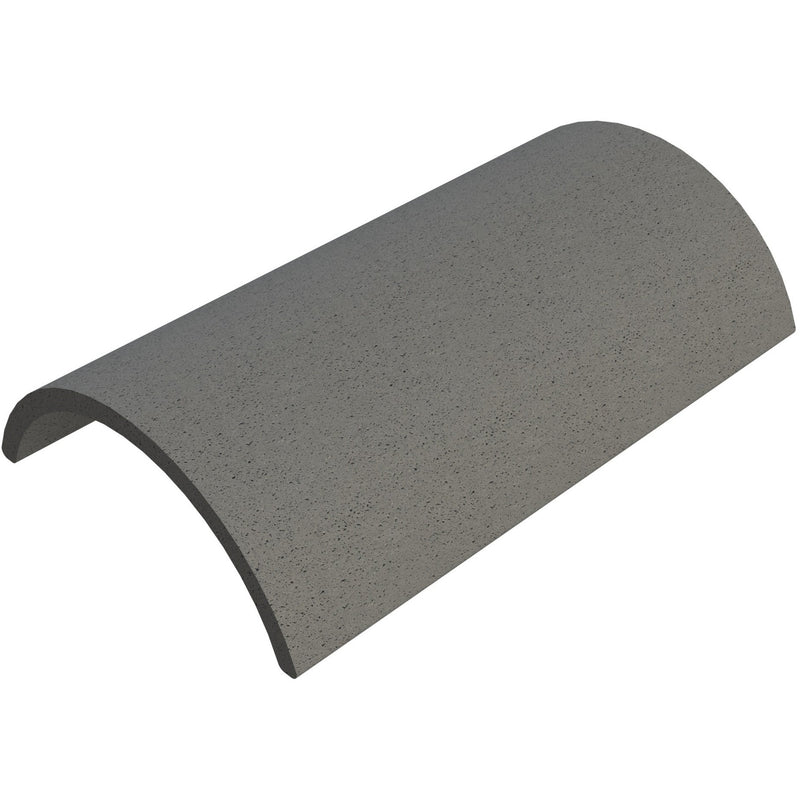 Sandtoft Concrete Half Round Ridge - 457mm