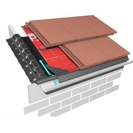 Marley 25mm Eaves Vent System - 6mtr (MA46351)