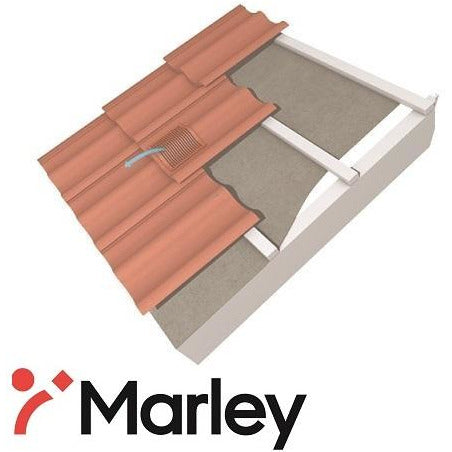 Marley In Line Contour Tile Vents Roofing Outlet
