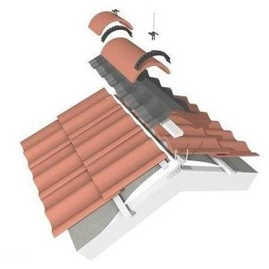 Marley Universal Ridgefast System Ma53300 Roofing Outlet