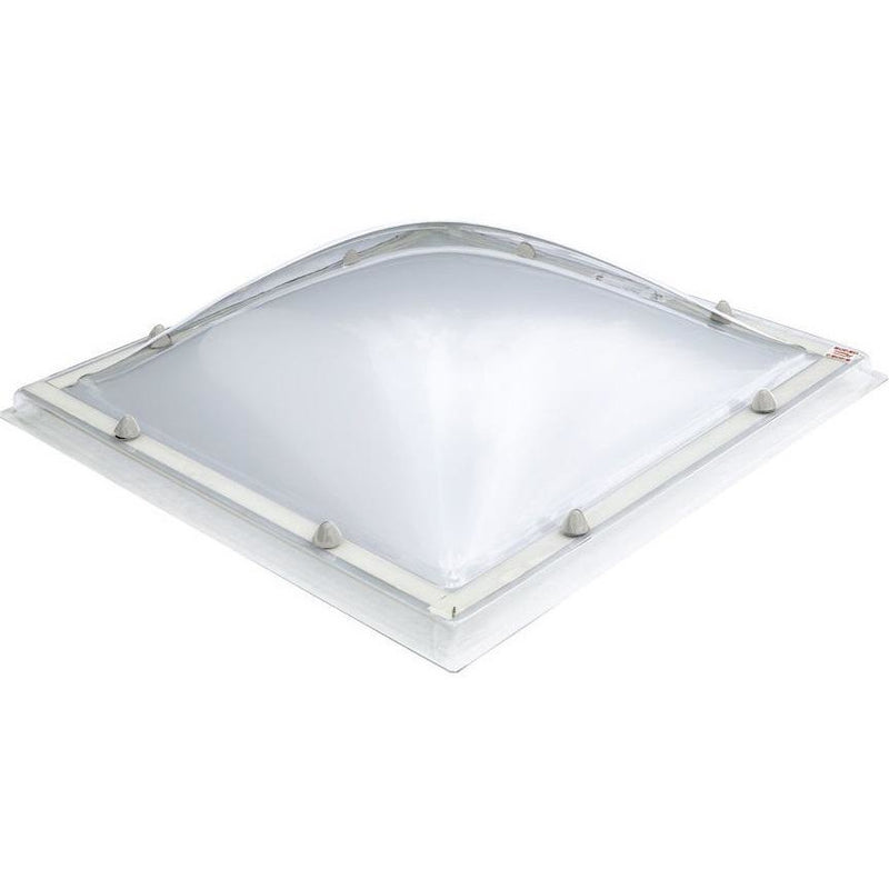 Whitesales Em-Dome Polycarbonate Dome Only - TRIPLE Skin