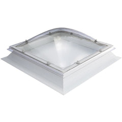 Whitesales Em-Dome with Fixed Splayed Upstand - DOUBLE Skin