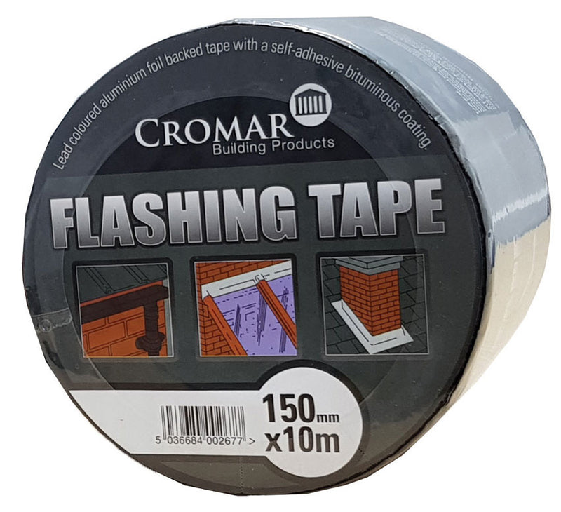Cromar Flashing Tape (Flashband) - 10m x 150mm
