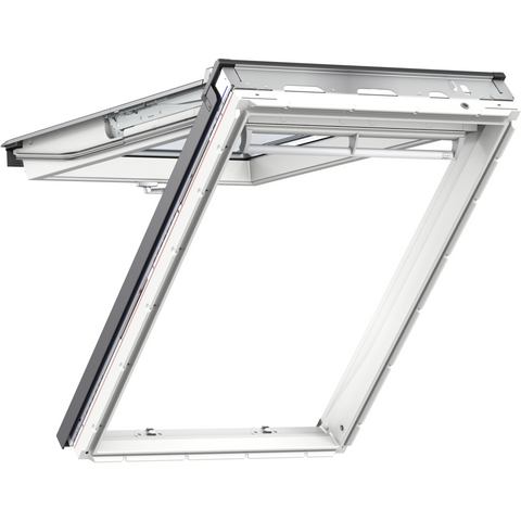 Velux Gpu Sk06 0070 White Top Hung Window Roofing Outlet
