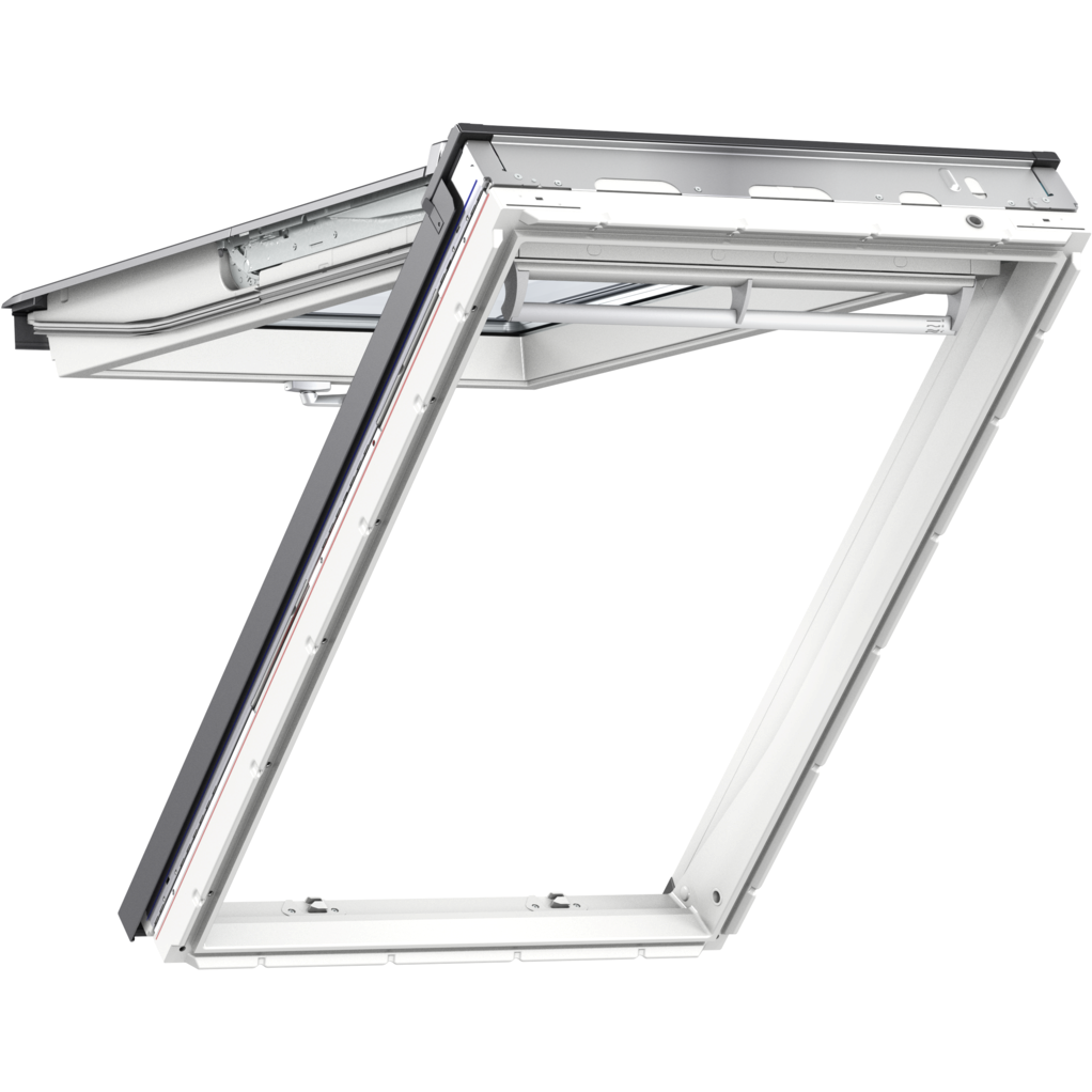 VELUX GPU SK10 0070 White Top-Hung Window | Roofing Outlet