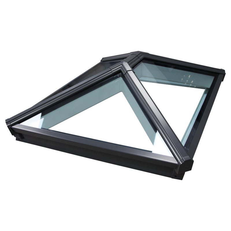 Korniche Glass and Aluminium Roof Lantern