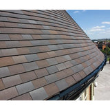 Marley Hawkins Clay Plain Roof Tile