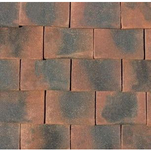 Tudor Traditional Handmade Clay Plain Roof Tile Roofing