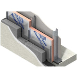 Kingspan Kooltherm K112 Framing Board Insulation - 1200 x 2400mm