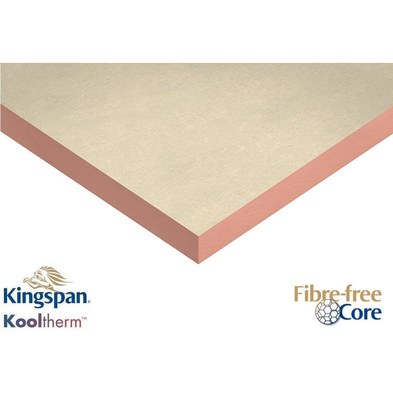 Kingspan Kooltherm K103 Insulation Floorboard - 60mm