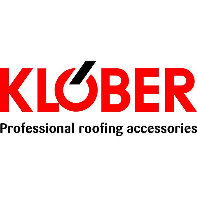 Klober Profile-Line® Double Pantile Vent - Brown