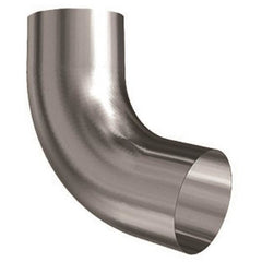 Lindab Majestic Galvanised Steel 70° Conical Pipe Bend