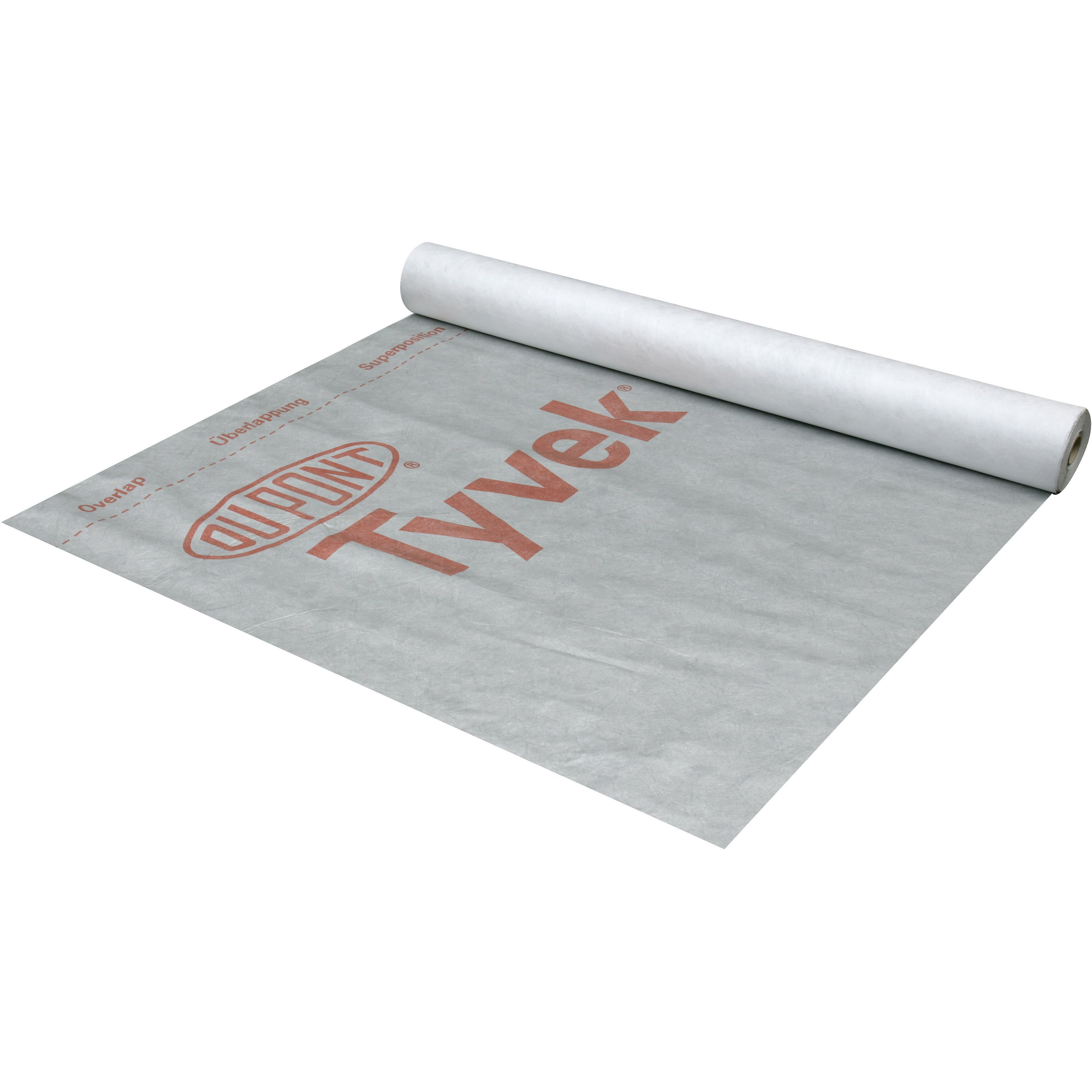 Tyvek Supro Vapour Permeable Breather Felt 1 5m X 50m 75m2 Roll Roofing Outlet